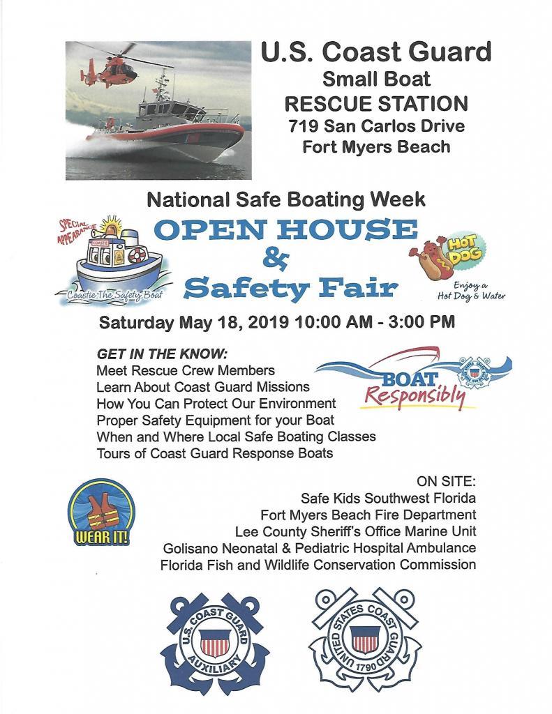 safe boating week